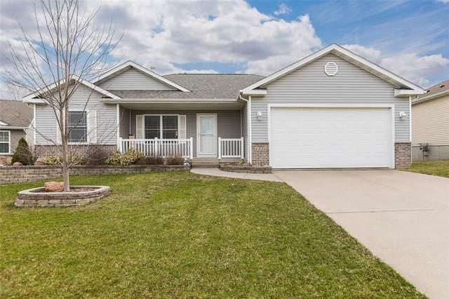 6226 Palmetto Circle SW, Cedar Rapids, IA 52404 (MLS #2002521) :: The Graf Home Selling Team