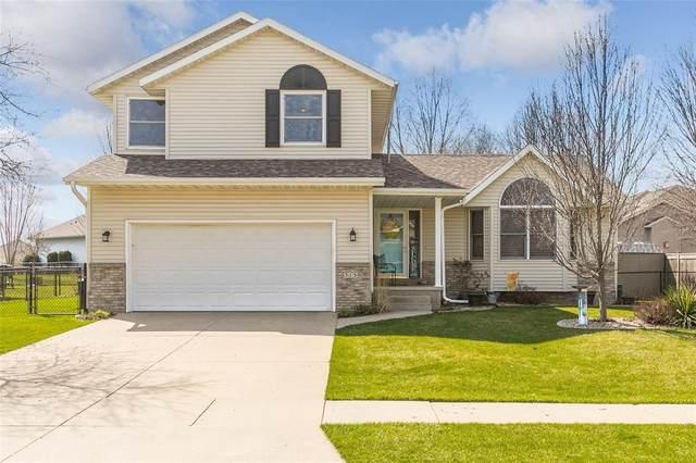 3150 Primrose Street, Marion, IA 52302 (MLS #2002620) :: The Graf Home Selling Team