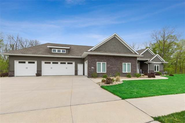 5408 River Parkway NE, Cedar Rapids, IA 52402 (MLS #2003161) :: The Graf Home Selling Team