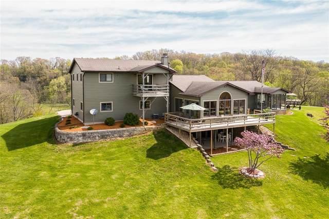 13782 Buffalo Road, Anamosa, IA 52205 (MLS #2003313) :: The Graf Home Selling Team