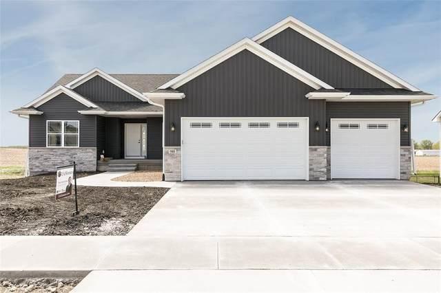 501 Heartland Street, Fairfax, IA 52228 (MLS #2003360) :: The Graf Home Selling Team