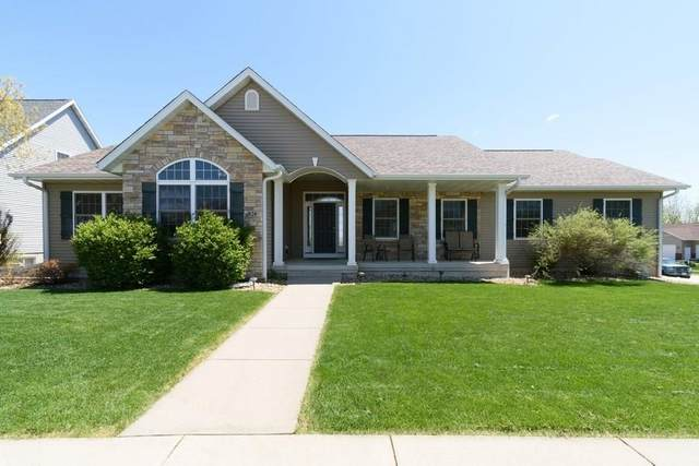 820 15th Avenue SW, Mt Vernon, IA 52314 (MLS #2003402) :: The Graf Home Selling Team