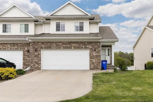1532 Sadler Drive, North Liberty, IA 52317 (MLS #2003462) :: The Graf Home Selling Team