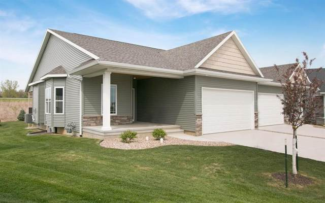 252 Ridge View Drive, Fairfax, IA 52228 (MLS #2003484) :: The Graf Home Selling Team
