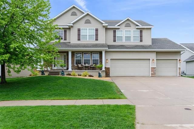 8313 Westfield Drive NE, Cedar Rapids, IA 52402 (MLS #2003507) :: The Graf Home Selling Team