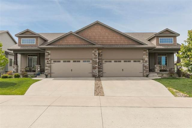 1340 Copper Mountain Drive, North Liberty, IA 52317 (MLS #2003579) :: The Graf Home Selling Team