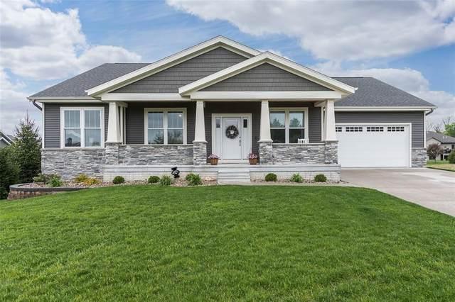 2910 Terrapin Drive, Hiawatha, IA 52233 (MLS #2003588) :: The Graf Home Selling Team