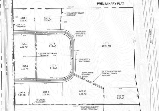 Lot 8 Johnson Co, Swisher, IA 52338 (MLS #2003654) :: The Graf Home Selling Team