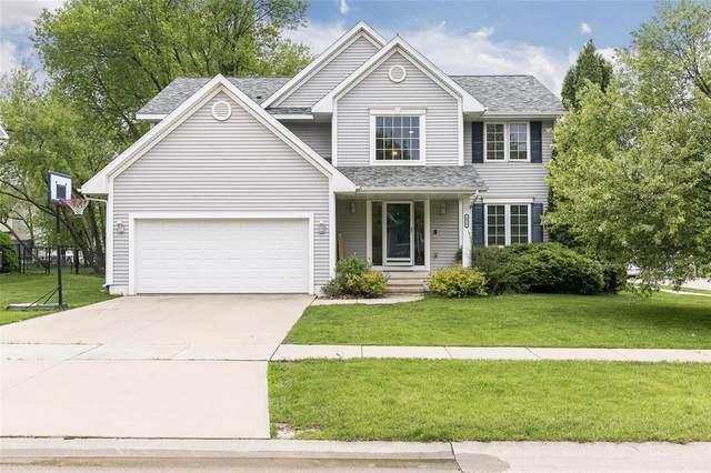 1013 Chesterfield Road NE, Cedar Rapids, IA 52402 (MLS #2003664) :: The Graf Home Selling Team