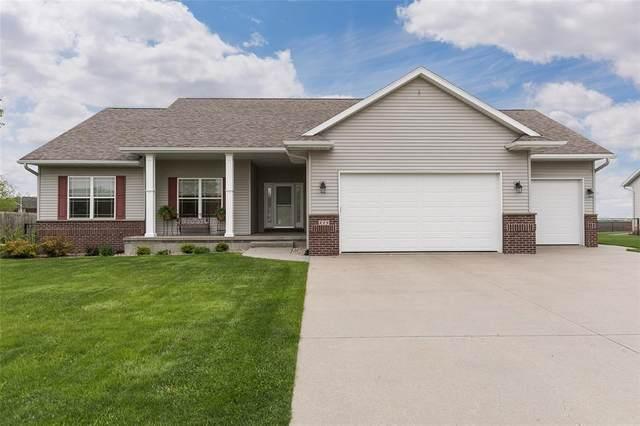 419 White Pine Street, Robins, IA 52328 (MLS #2003701) :: The Graf Home Selling Team