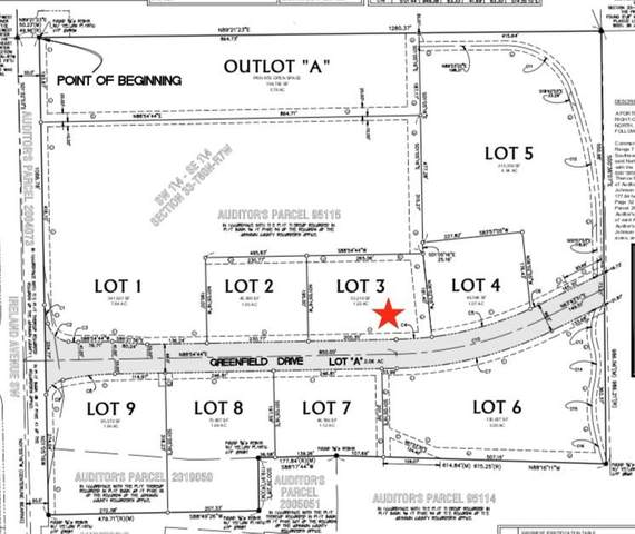 Lot 3 Shamrock Center, Tiffin, IA 52340 (MLS #2003709) :: The Graf Home Selling Team