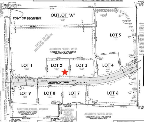 Lot 2 Shamrock Center, Tiffin, IA 52340 (MLS #2003710) :: The Graf Home Selling Team