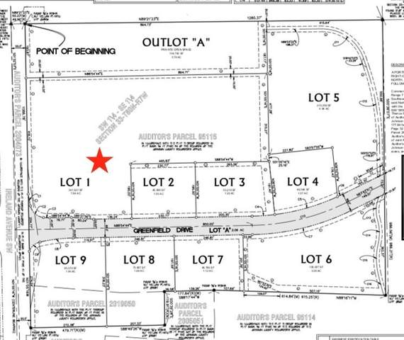 Lot 1 Shamrock Center, Tiffin, IA 52340 (MLS #2003711) :: The Graf Home Selling Team
