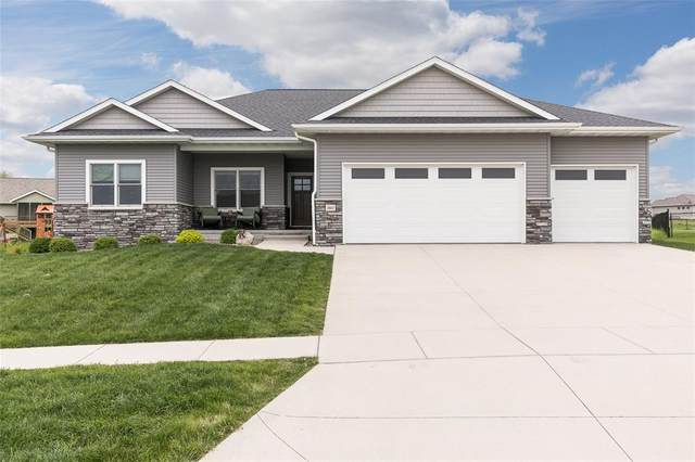 1865 Timber Wolf Drive, North Liberty, IA 52317 (MLS #2003780) :: The Graf Home Selling Team