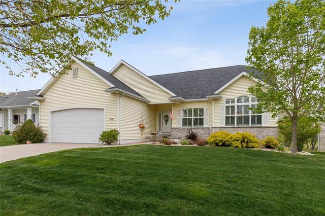 3416 Forest Valley Court NE, Cedar Rapids, IA 52411 (MLS #2003816) :: The Graf Home Selling Team