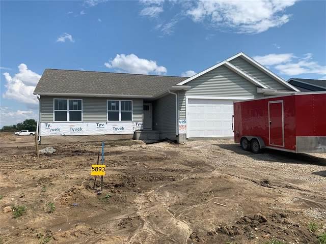 5893 Cedar Ridge Drive, Marion, IA 52302 (MLS #2003819) :: The Graf Home Selling Team