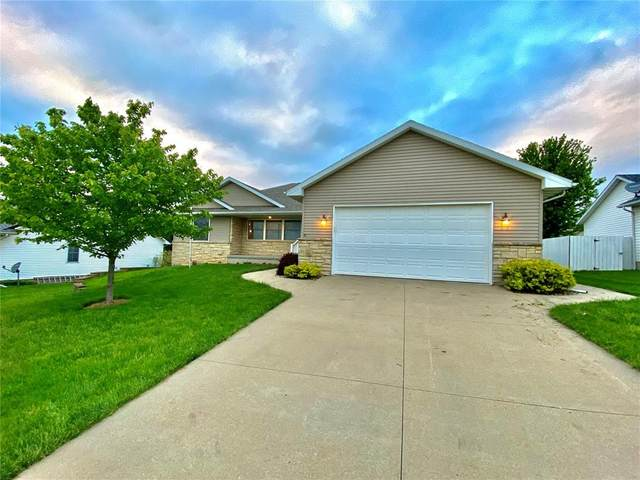 1612 Breca Ridge Drive, Anamosa, IA 52205 (MLS #2003834) :: The Graf Home Selling Team