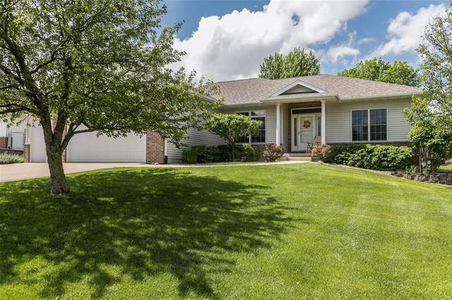 418 Wildflower Circle, Fairfax, IA 52228 (MLS #2003849) :: The Graf Home Selling Team