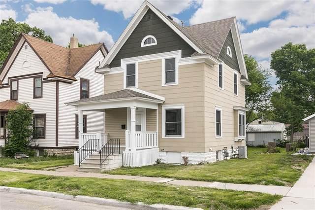 334 14th Street SE, Cedar Rapids, IA 52403 (MLS #2003859) :: The Graf Home Selling Team