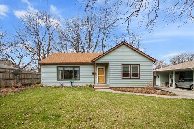 315 Morningside Drive, Iowa City, IA 52245 (MLS #2003872) :: The Graf Home Selling Team