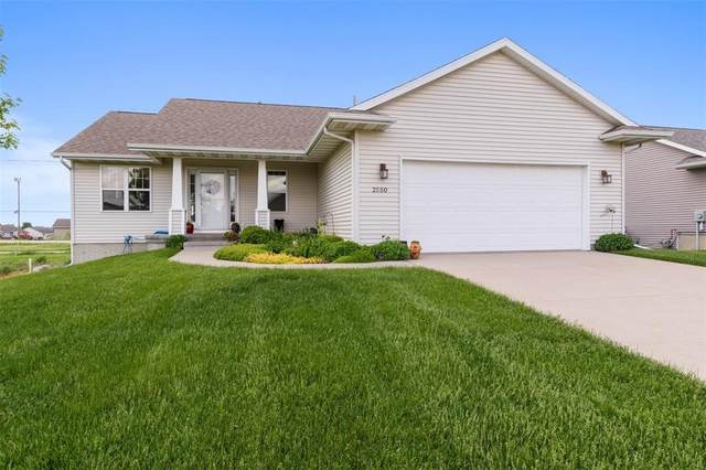 2550 Chestnut Lane, Marion, IA 52302 (MLS #2003876) :: The Graf Home Selling Team