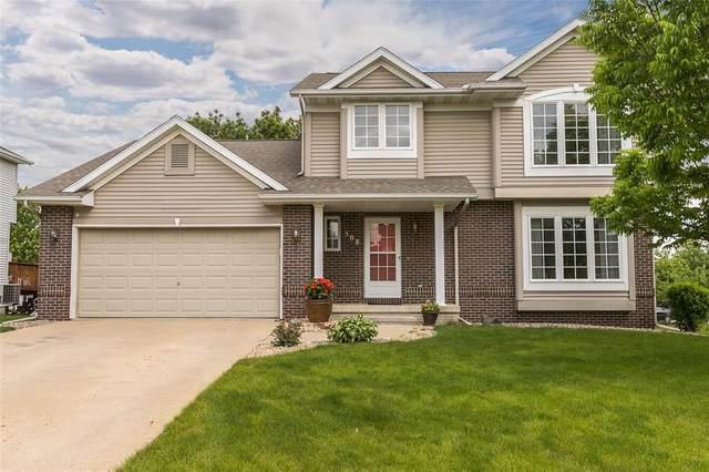 508 Blue Heron Court NE, Cedar Rapids, IA 52402 (MLS #2003893) :: The Graf Home Selling Team