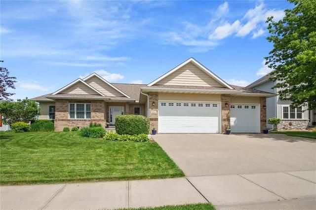1132 Lake Shore Drive, Iowa City, IA 52246 (MLS #2003906) :: The Graf Home Selling Team