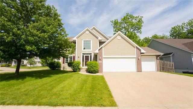 7118 Lindsey Grove NE, Cedar Rapids, IA 52402 (MLS #2003920) :: The Graf Home Selling Team