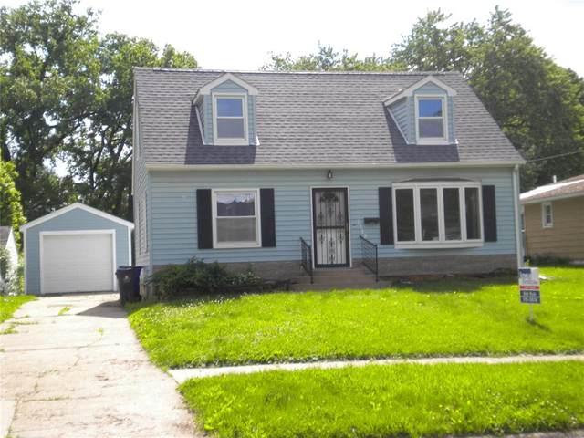 1118 36th Street SE, Cedar Rapids, IA 52403 (MLS #2003935) :: The Graf Home Selling Team