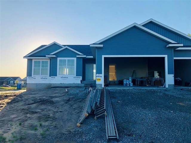 5799 Ridge Stone Lane, Marion, IA 52302 (MLS #2003942) :: The Graf Home Selling Team