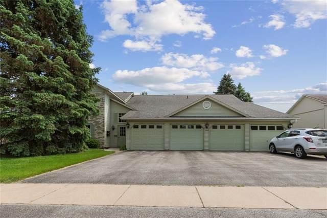 4105 Lexington Drive NE C, Cedar Rapids, IA 52402 (MLS #2003945) :: The Graf Home Selling Team