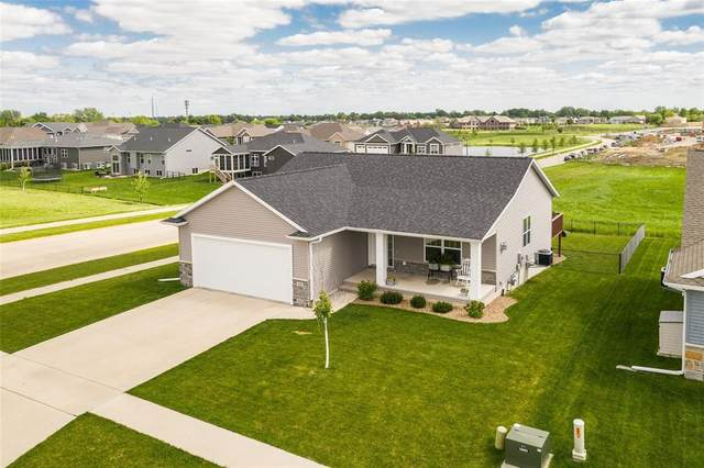 125 Bent Creek Drive, Marion, IA 52302 (MLS #2003946) :: The Graf Home Selling Team