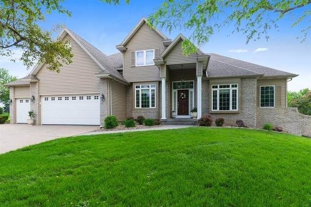 2055 Timber Creek Drive, Marion, IA 52302 (MLS #2003954) :: The Graf Home Selling Team
