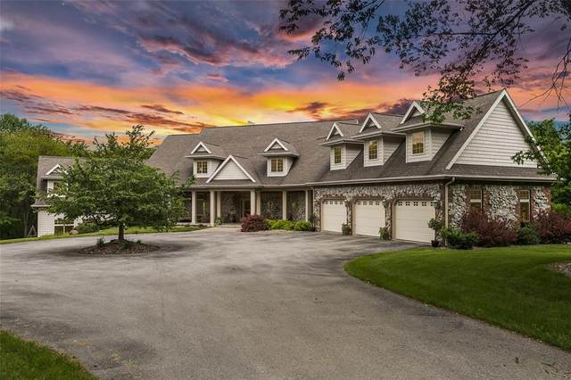 2101 Scales Bend Road NE, North Liberty, IA 52316 (MLS #2003984) :: The Graf Home Selling Team