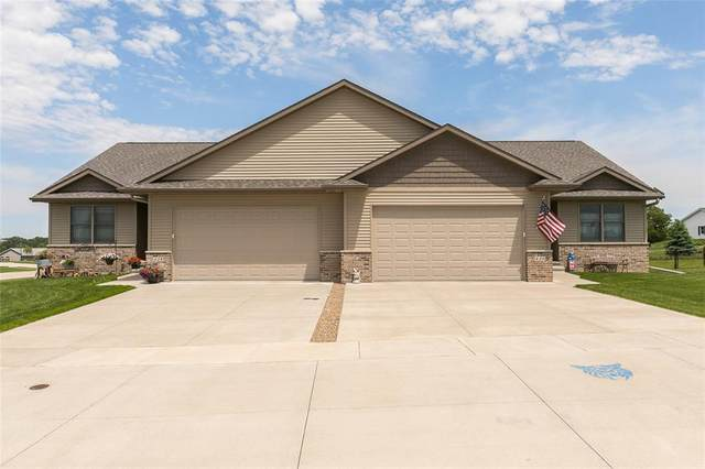 420 Prairie Hill Drive, Atkins, IA 52206 (MLS #2003995) :: The Graf Home Selling Team