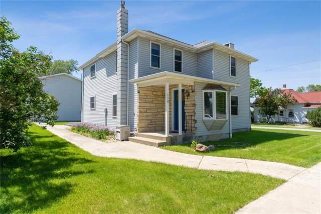 110 8th Street, Van Horne, IA 52346 (MLS #2003996) :: The Graf Home Selling Team