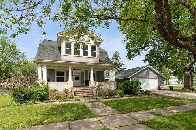 215 4th Street S, Central City, IA 52214 (MLS #2003999) :: The Graf Home Selling Team