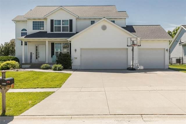 1940 Oak Creek Drive, Marion, IA 52302 (MLS #2004190) :: The Graf Home Selling Team