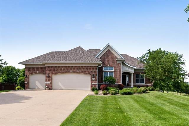 2910 Covey Run Court, Marion, IA 52302 (MLS #2004403) :: The Graf Home Selling Team