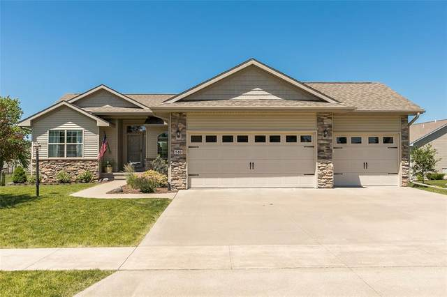 510 Penn Ridge Place, North Liberty, IA 52317 (MLS #2004440) :: The Graf Home Selling Team
