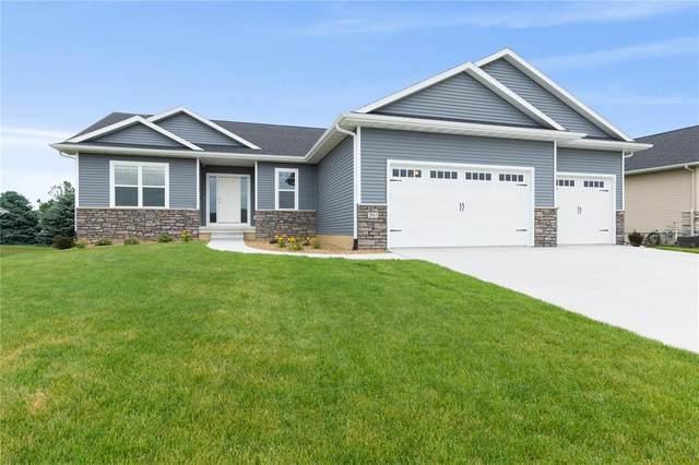 2913 Savannah Drive, Hiawatha, IA 52233 (MLS #2004470) :: The Graf Home Selling Team