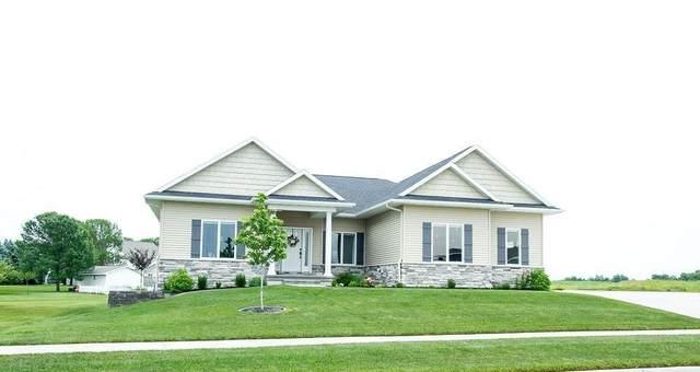 2911 Savannah Drive, Hiawatha, IA 52233 (MLS #2004514) :: The Graf Home Selling Team