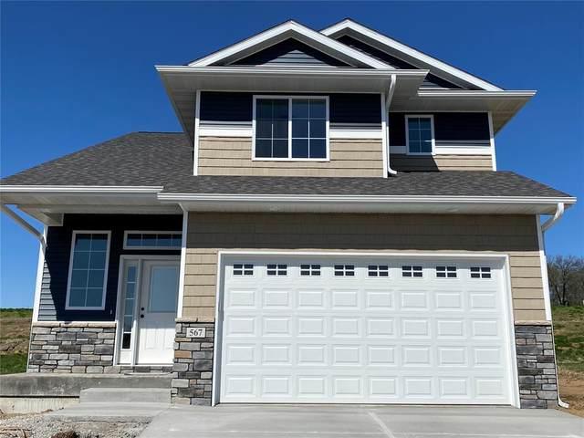 567 Dakota Avenue, Tiffin, IA 52340 (MLS #2004589) :: The Graf Home Selling Team