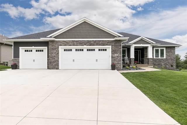 3009 Forrest Meadow Lane, Hiawatha, IA 52233 (MLS #2004634) :: The Graf Home Selling Team