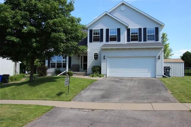 7100 Rockingham Drive SW, Cedar Rapids, IA 52404 (MLS #2004662) :: The Graf Home Selling Team