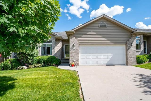 283 E Dovetail Drive, Coralville, IA 52241 (MLS #2004712) :: The Graf Home Selling Team