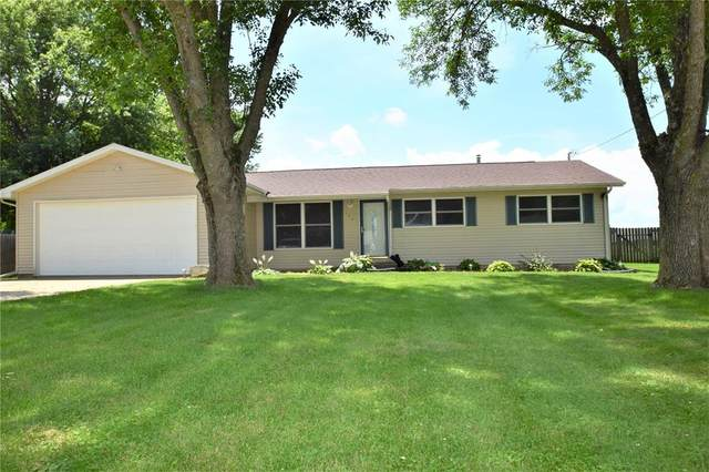 172 Green Street, Center Point, IA 52213 (MLS #2004723) :: The Graf Home Selling Team