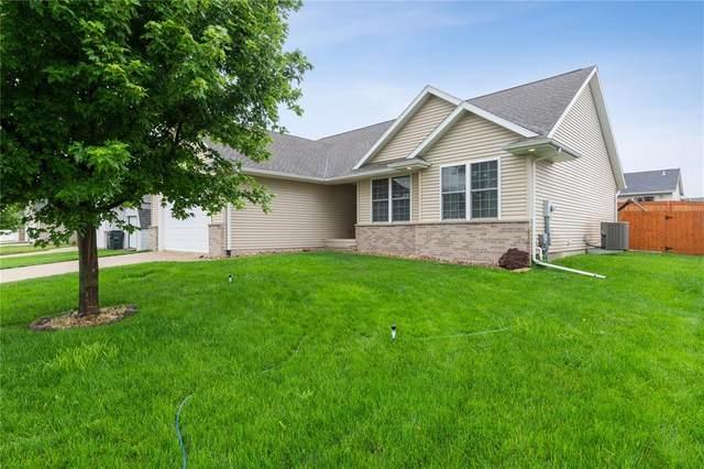 2815 Belle Street SW, Cedar Rapids, IA 52404 (MLS #2004836) :: The Graf Home Selling Team