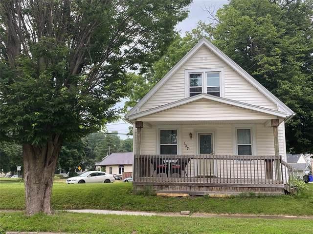 107 Bowling Street SW, Cedar Rapids, IA 52404 (MLS #2004851) :: The Graf Home Selling Team