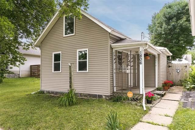 1806 C St Sw, Cedar Rapids, IA 52404 (MLS #2004852) :: The Graf Home Selling Team
